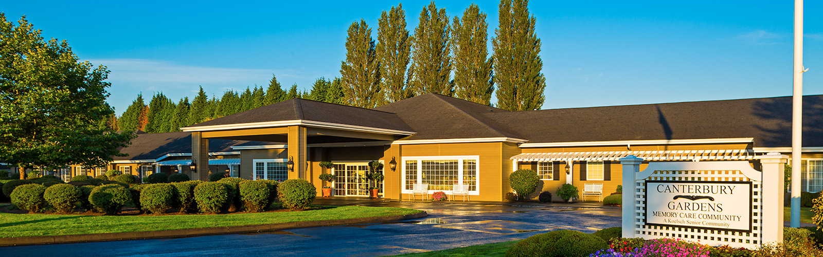 Longview, WA excellent senior memory care facility