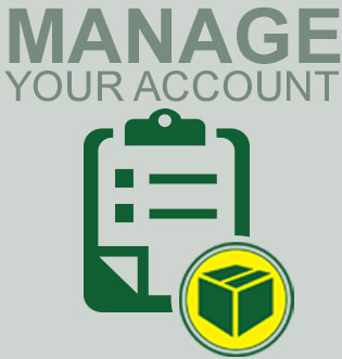 Manage your self storage account