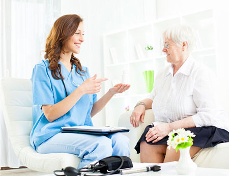 Memory care services