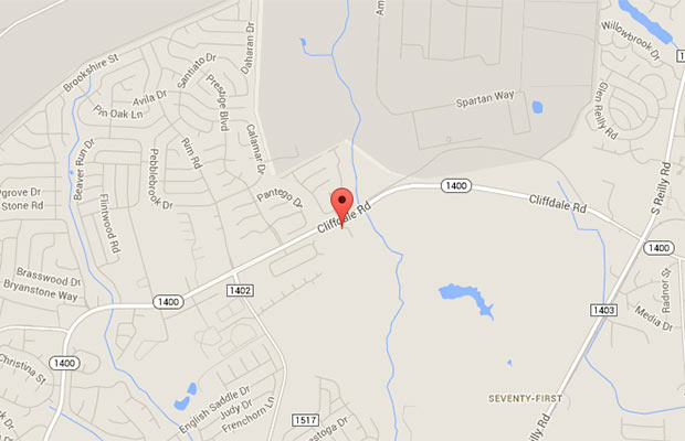 Map & Directions to Fayetteville self storage