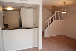 Fort Worth apartments have spacious living rooms