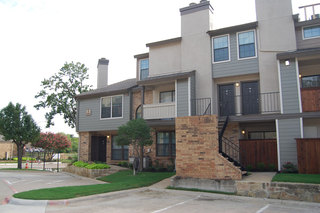 A very nice exterior building in Fort Worth apartments