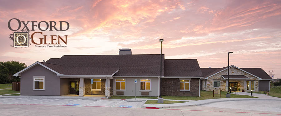 Oxford glen sachse senior care tx