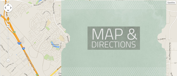 Map and directions to our Sugar Land apartments