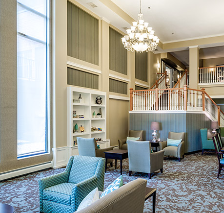 Senior living options at our community in Hopkins