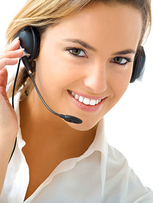 This friendly customer service lady is ready to answer all of your questions about convenient self storage in Las Vegas Nevada
