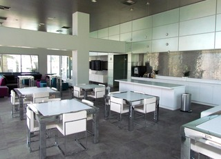 Apartments in Los Angeles lounge