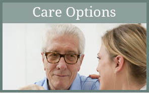 Care options call out box