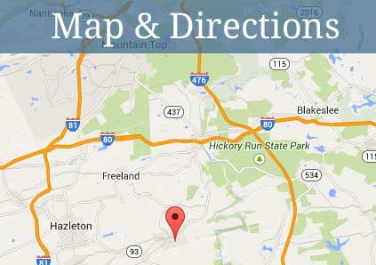 Get directions to Heritage Hill Senior Community in Weatherly, Pennsylvania.