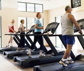 Wealth of Fitness Opportunities Appeal to Residents