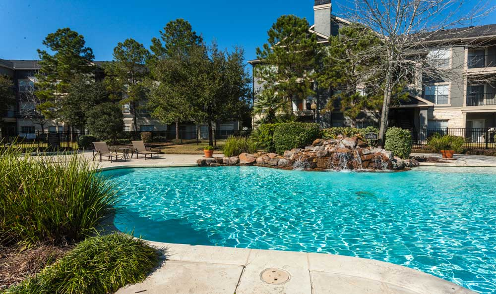 View a list of amenities offered at our Houston apartments