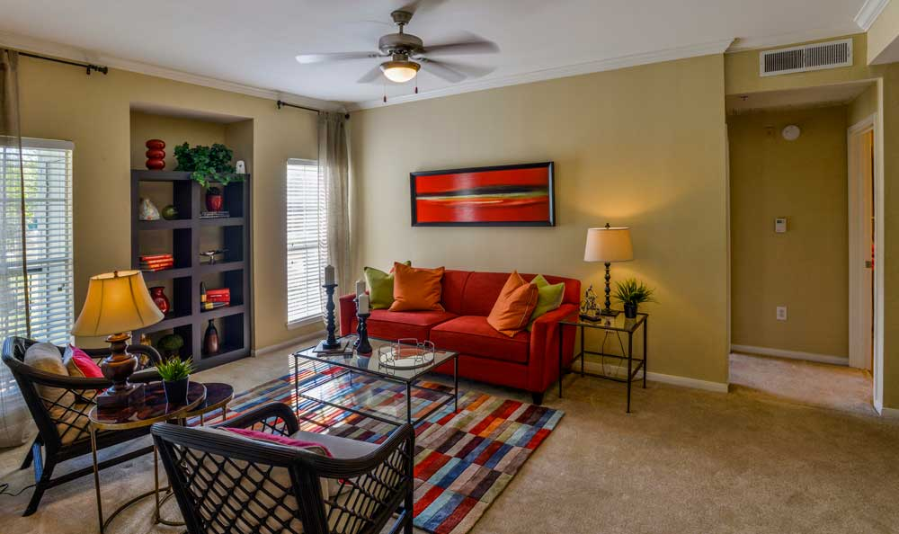 Houston apartments offering 1, 2 & 3 bedroom apartments