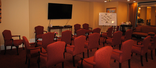 S4 movie room for events bala cynwyd senior living