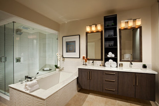 28 glendale apartments offer spacious master bathrooms