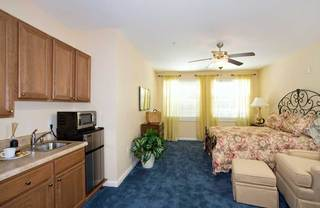 Lakeland senior living private bedroom