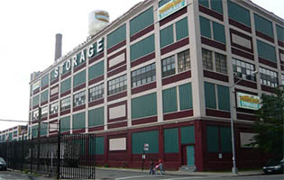 Visit the Treasure Island Storage Redhook facility in Brooklyn, NY