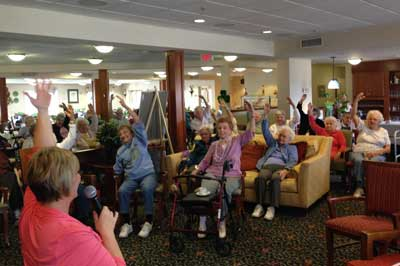 Independent Living in Bethlehem, PA at Traditions of Hanover