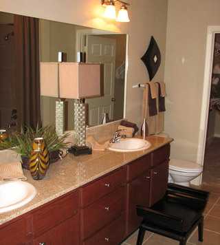 Bathroom luxury apartments texas