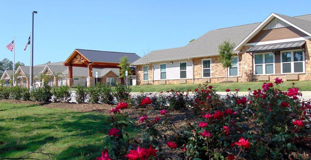 Assisted living in spring texas flowers