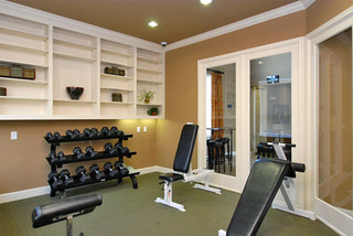 Houston apartments fitness center