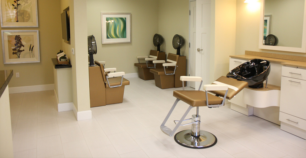 Assisted living in irving texas salon