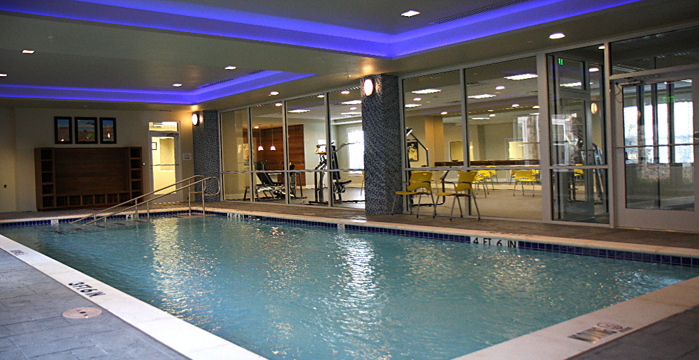 Assisted living in irving texas pool