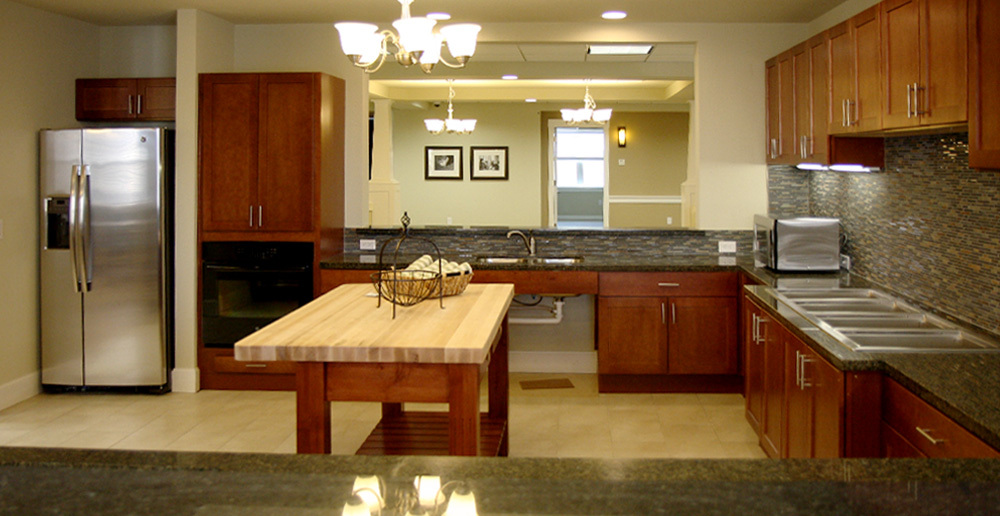 Assisted living in irving texas floor kitchen