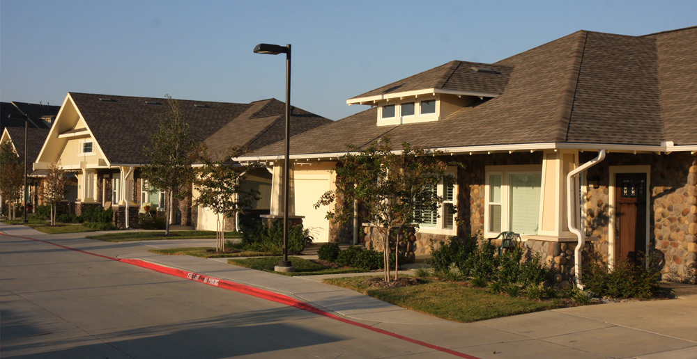 Independent living in irving texas villas