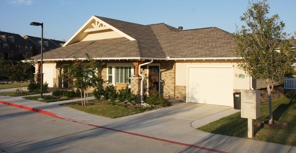 Independent villas in irving texas