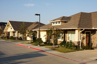 Large macarthur hills irving texas independent living villas