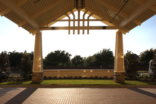 Large macarthur hills irving texas porte cochere