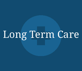 long term care at Ridgecrest