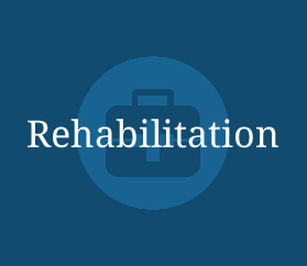 rehabilitation at Kingston Health Care Center