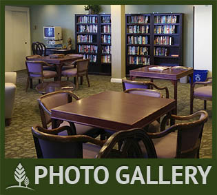Photos of Westmont Town Court Senior living facility in Escondido, California,