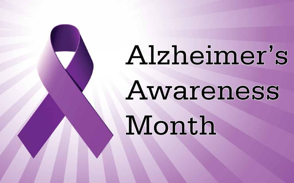 SRG Residents and Staff Raise Awareness During National Alzheimer's Disease Month