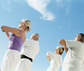 Wealth of Fitness Programs Encourages Healthy Lifestyle