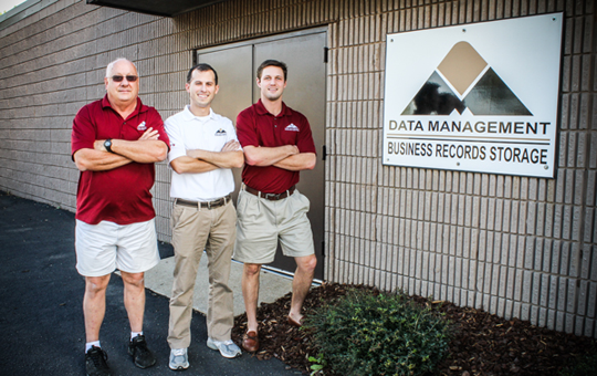 Corpdata management team