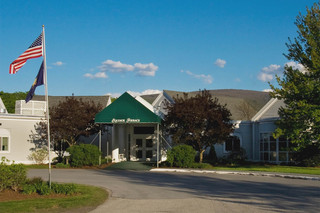 Senior living property in manchester center
