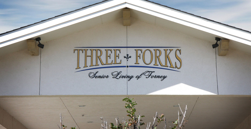 Assisted living in forney texas gable logo