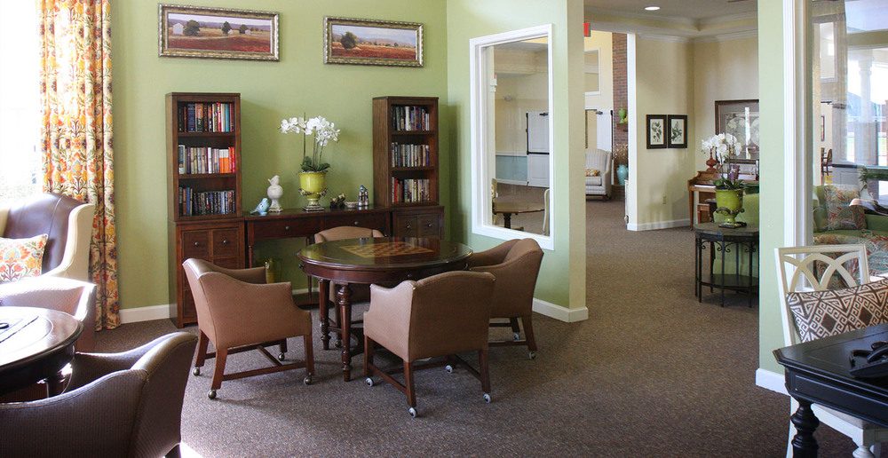 Assisted living in forney texas library