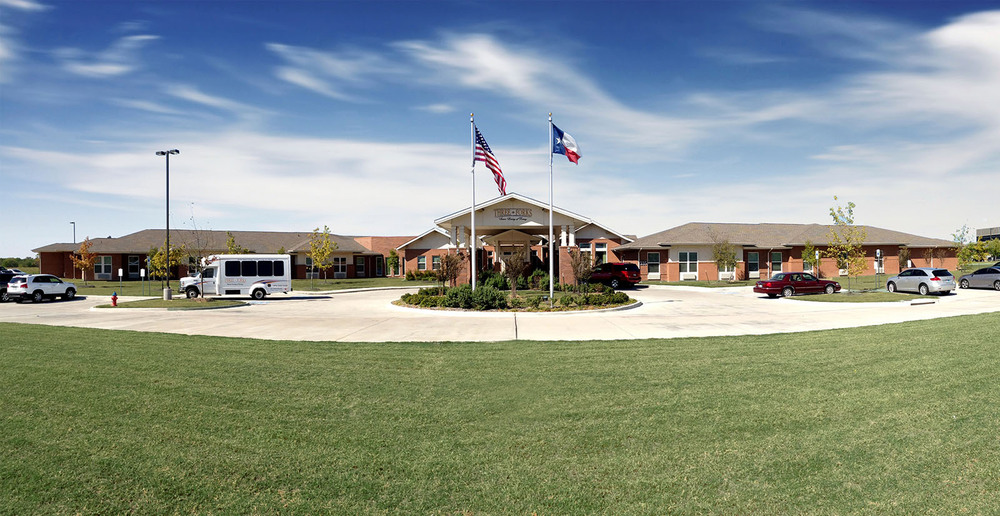 Assisted living in forney texas panoramic
