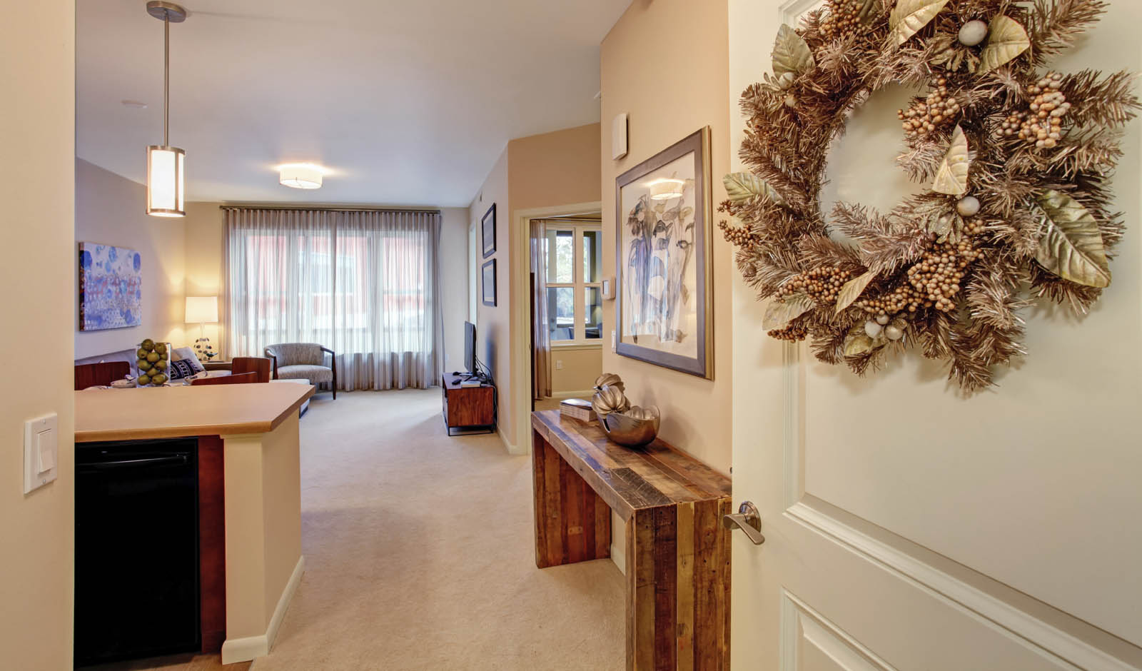 1 2 3 bedroom townhomes in aurora with a fitness center - One bedroom apartments aurora co ...