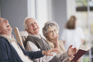 Enjoy peace at senior living in White Hall, AR