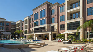 View a list of amenities offered at our Sugar Land apartments