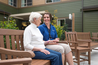 3973 memory care courtyard