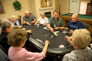0175 life enrichment activities offer variety to residents