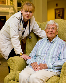 Manchester Center, VT senior living care is highly regarded in the community.