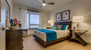 Learn more about our 1, 2 & 3 bedroom apartments