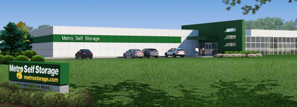 Metro Self Storage New Facility in Deerfield, IL