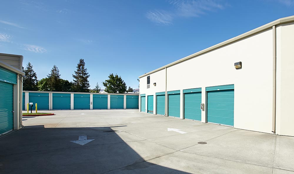 San ramon self storage units